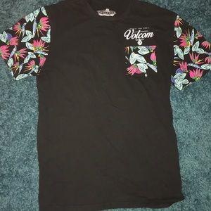 Boys Large Volcom T-shirt- fits like a men's small